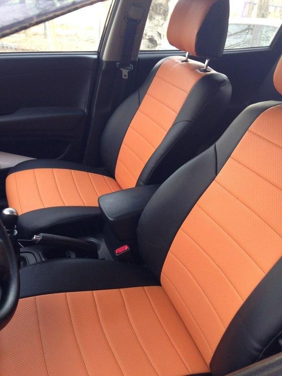 Чехлы из кожи для автомобиля